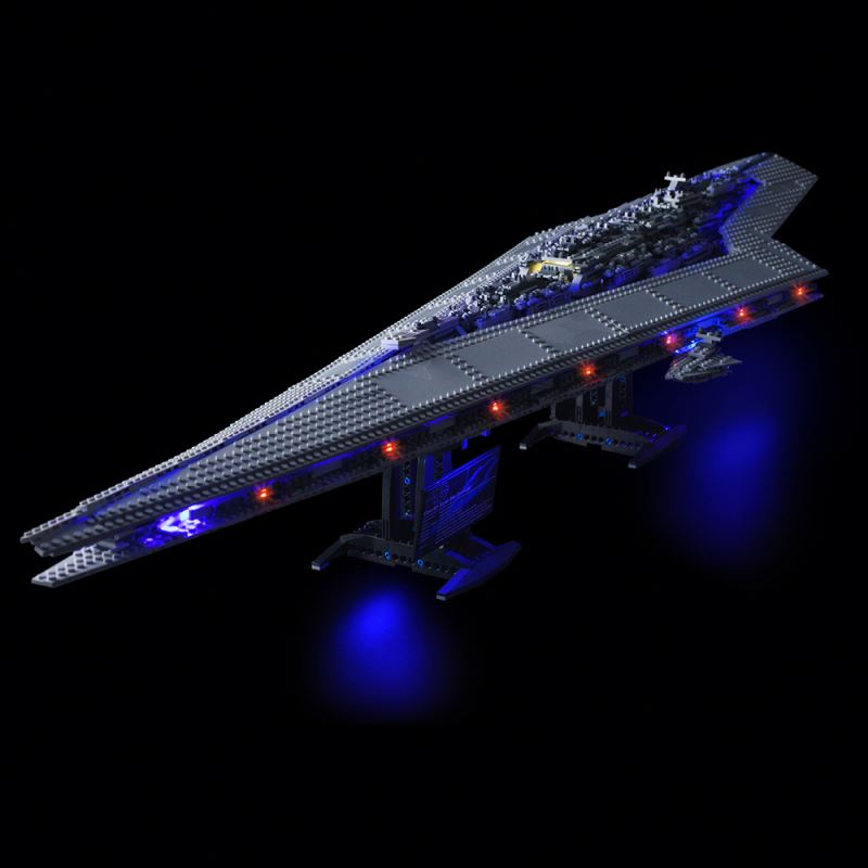 LIGHTAILING HA CONDOTTO Kit Luce Per Super Star Destroyer Set Compatibile Con lego 10221-non includere lego set