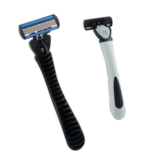 6 blade razor six blade shaving blade for men