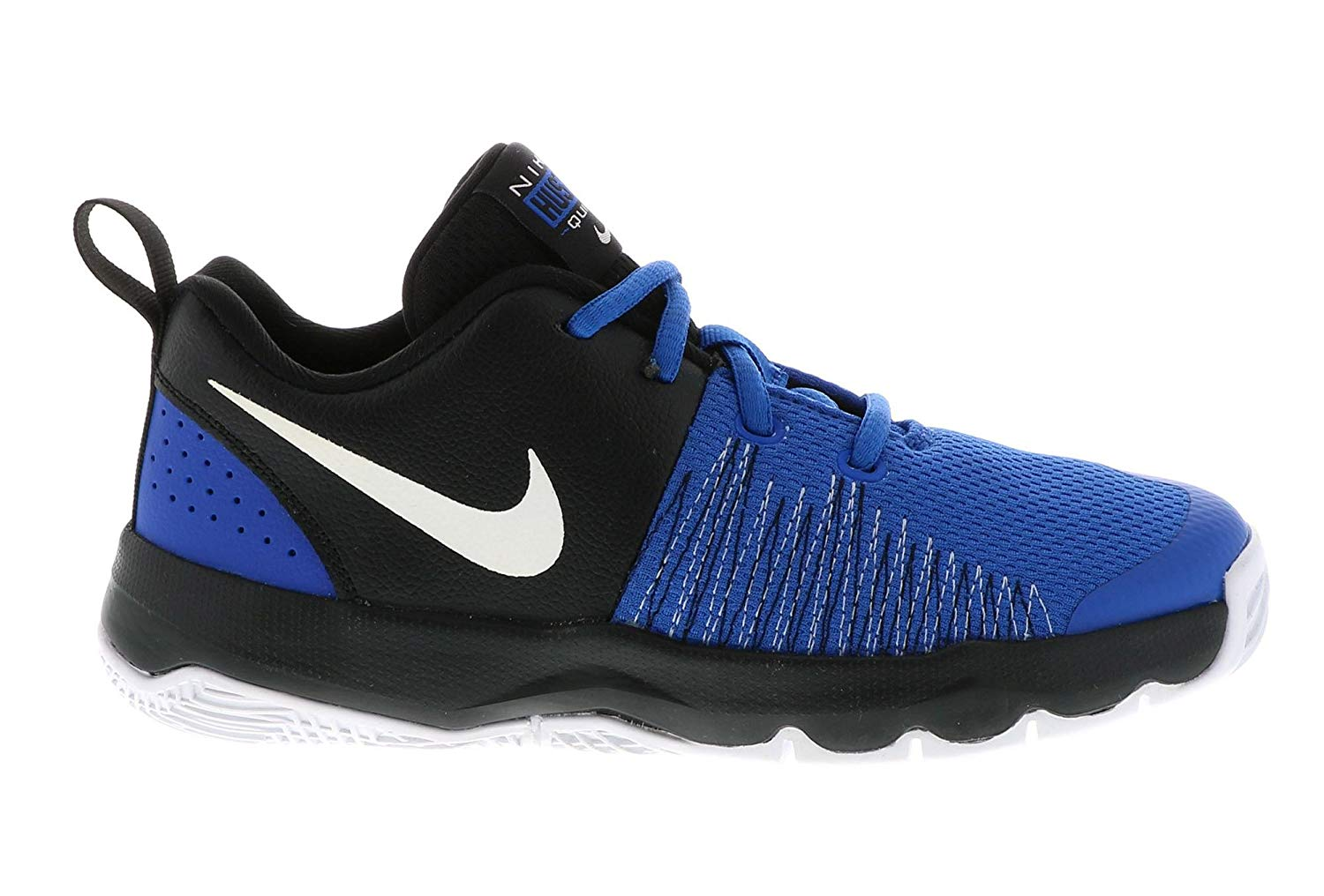 5bedf63edb5d Get Quotations · NIKE Kids  Team Hustle Quick (Ps) Basketball Shoe