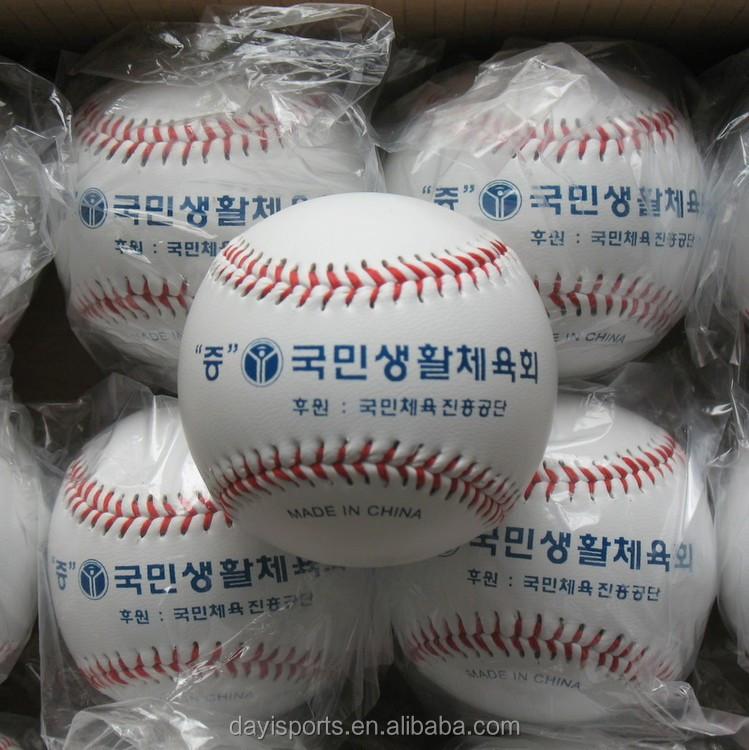 Plain White Baseballs Manufacturers Mini Baseball