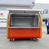 Go to lunch cart/ttrailer /mobile crepe truck for sale