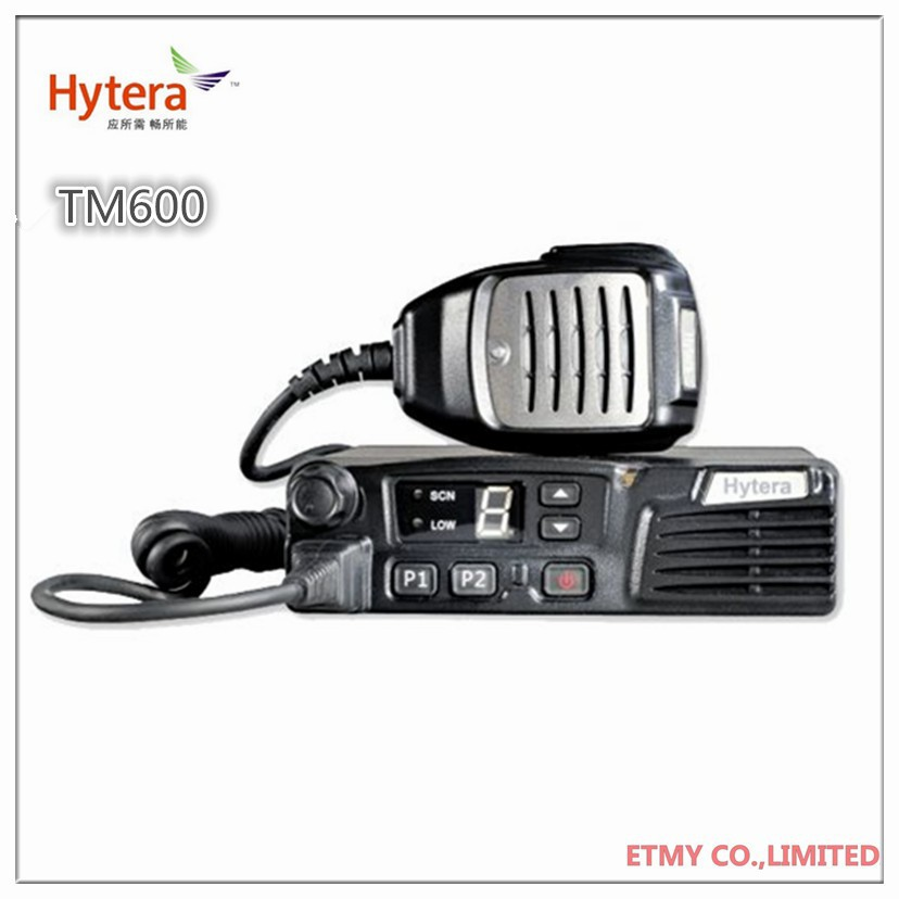 Taxi Radio Hytera Tm-600 Cost Effective Professional Long Range ...