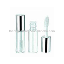 1ml small round Lip Gloss container w/ thin layer base (594PB-LG348)