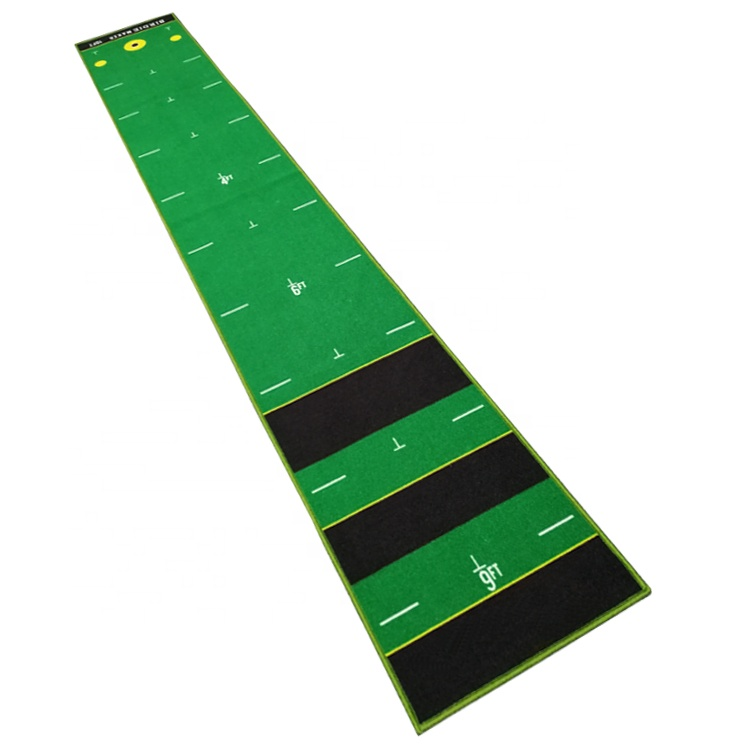 Customized Golf Practice Training Putting Mat