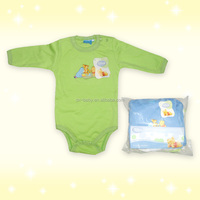 Cotton babys' beautiful underwear clothes China high quality baby underwear clothes wholesale