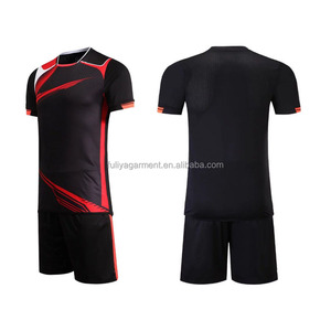 Free Shipping Wholesale Custom Hockey Jersey, European Sublimation soccer Jersey