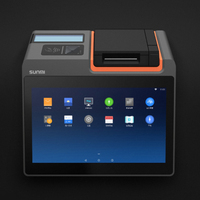 Touch Screen Tablet Sunmi T2mini Nfc Payment System Pos Vending