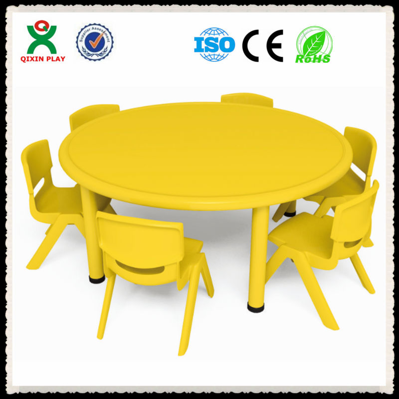 Amazing Modern Cheap Folding Study Table For Kids, Kids Plastic Study Table Design, Kids  Round