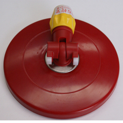 microfiber yarn mop head with plate spin mop replacement head magic mop stick