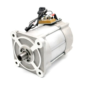 72V 96V 144V 10KW AC motor/controller for electric car refit kits