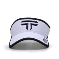 Customize High Quality Sun Visor Cap Snapback Runner Sport Hat