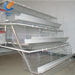 High Capacity National Standard Battery Cages Laying Hens For Sale