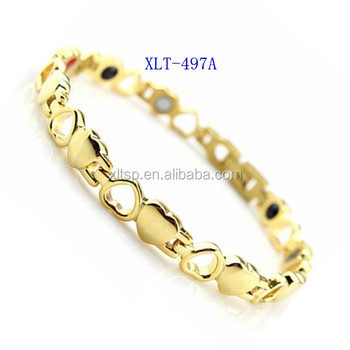 New Gold Bracelet Designs Saudi Jewelry Bangle For Women 18k Product