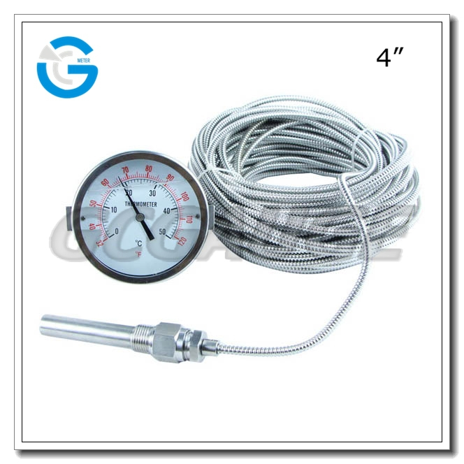 High Quality capillary distant reading thermometers temperature gauge