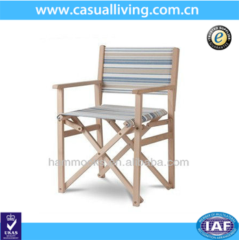 Outdoor Wooden Director S Chair Folding Camping Fishing Chairs
