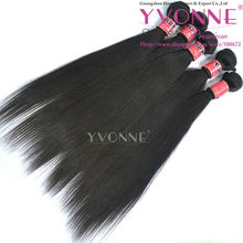 Virgin Brazilian Natural Straight Hair---2012 the best selling products made in China