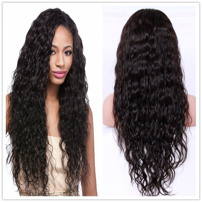 4b4ea28facb Fast Shipment Wet And Wavy Virgin Brazilian Human Hair Full Lace Wig - Buy  Full Lace Wig,Human Hair Full Lace Wig,Virgin Brazilian Human Hair Full ...