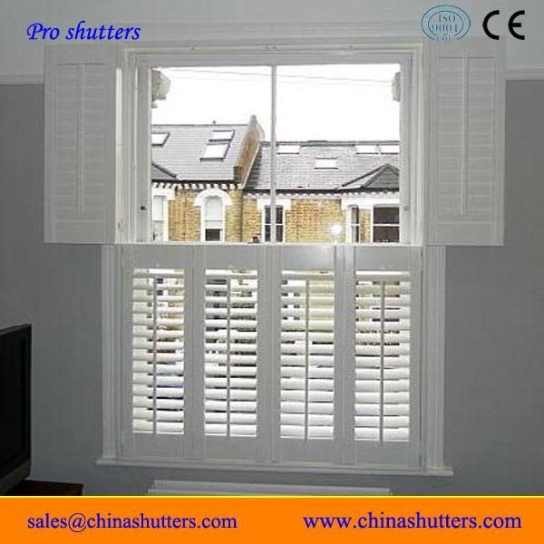 Wood Plantation Indoor Wooden Window Blind Shutters Buy