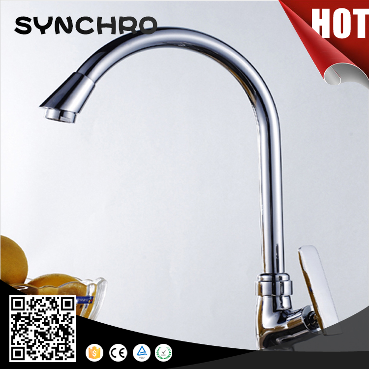 SKL-401 kitchen mixer ,kitchen sink water tap , wall mounted kitchen faucet