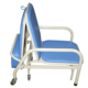 Portable folding accompanying chairs metal hospital chairs for waiting bench