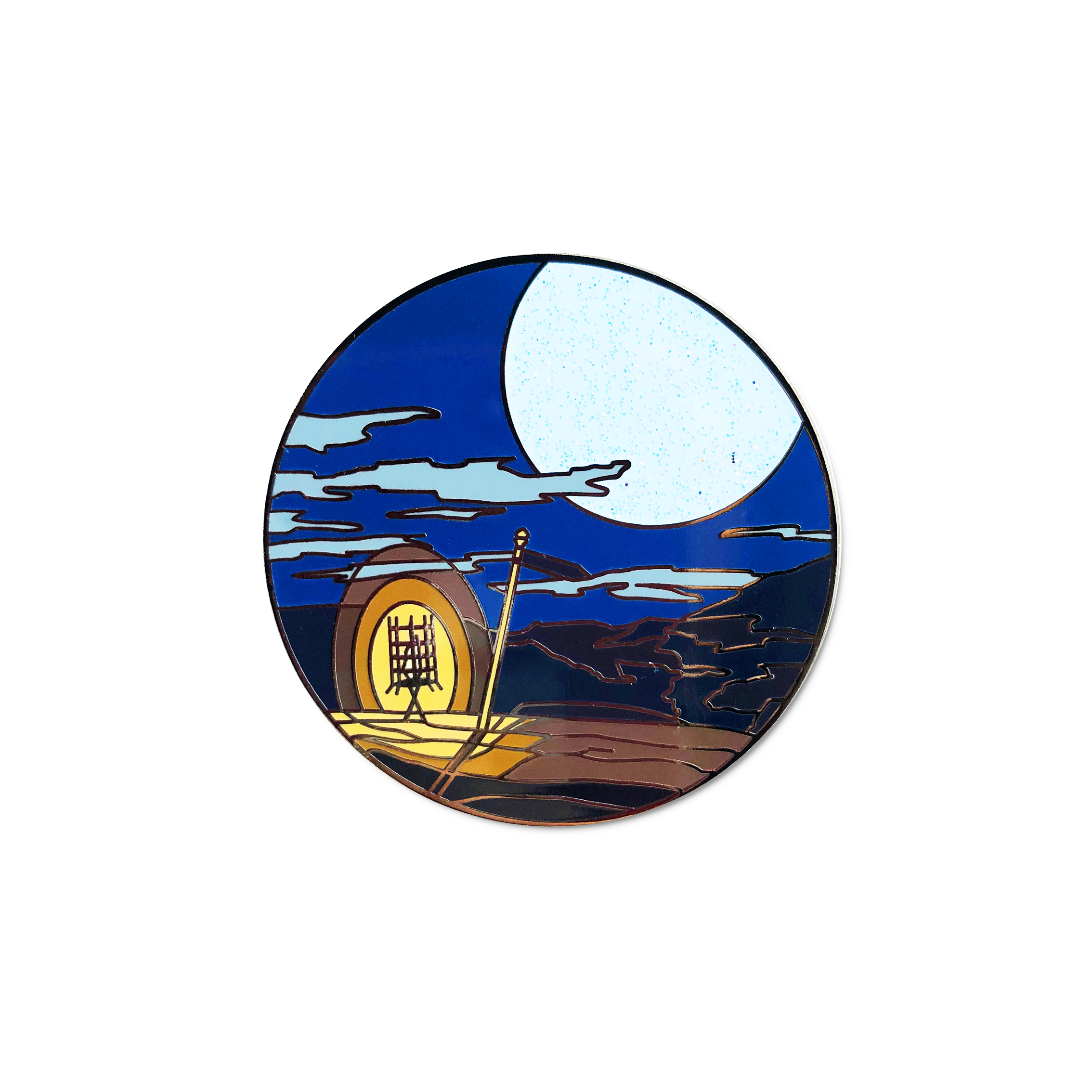 lapel pin manufacturers china custom metal hard enamel lapel pin black nickel metal