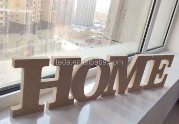 Wooden Plaque Word Letters Quot Kitchen Quot Quot Love Quot Home Wall Door Decoration