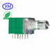 9mm 5K ohm 4 gang micro potentiometer for DVD player