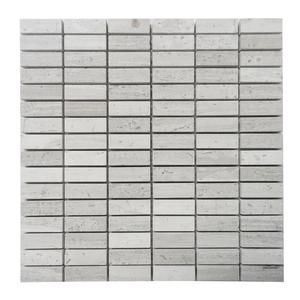 wooden grey polished tile marble mosaic counter top tile