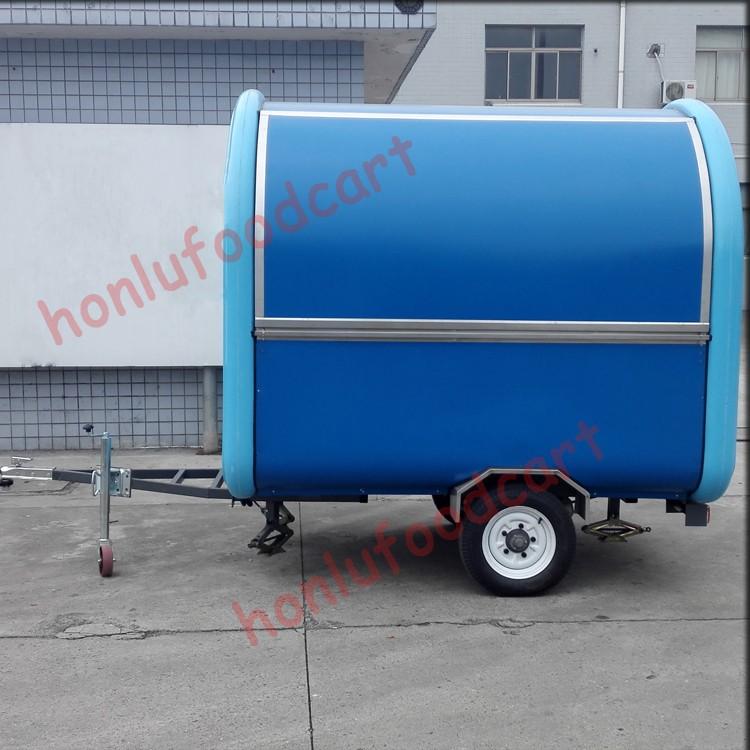 easy move outdoor deep fryer food trailer catering trailers fast food trailer malaysia - Outdoor Deep Fryer