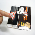 Custom Logo Printing Mobile Cell Phone Computer Screen Wipes Wipe Cloth