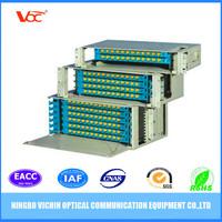 19 inch ODF UNIT 24 core, 48core,72 cores ,96 core rack mount ODF