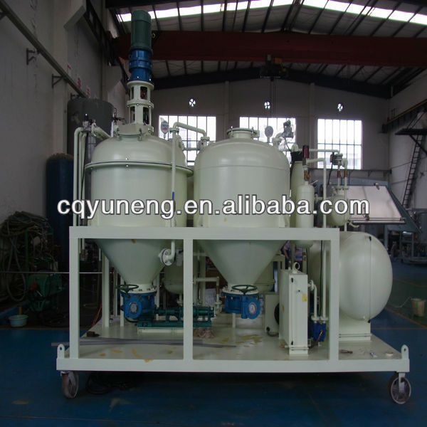 Tire Oil Recycling Machinery YNZSY-LTY SERES
