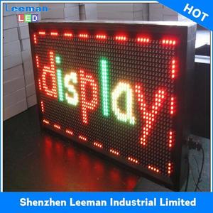 moving message display screen 32 inch lcd/ led tv