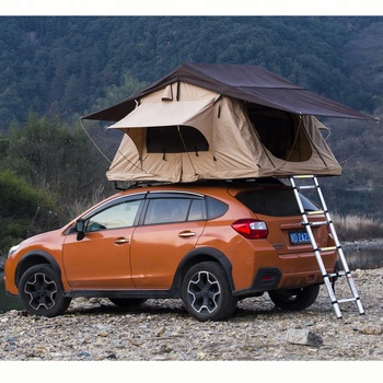 Cheapest Outdoor Family 2-3 Person Adventure 4x4 Offroad Camping Foldable Car Roof Top Tent