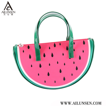 Best Ing Watermelon Shape Waterproof Travel Beach Bags With Zipper Bag Product On