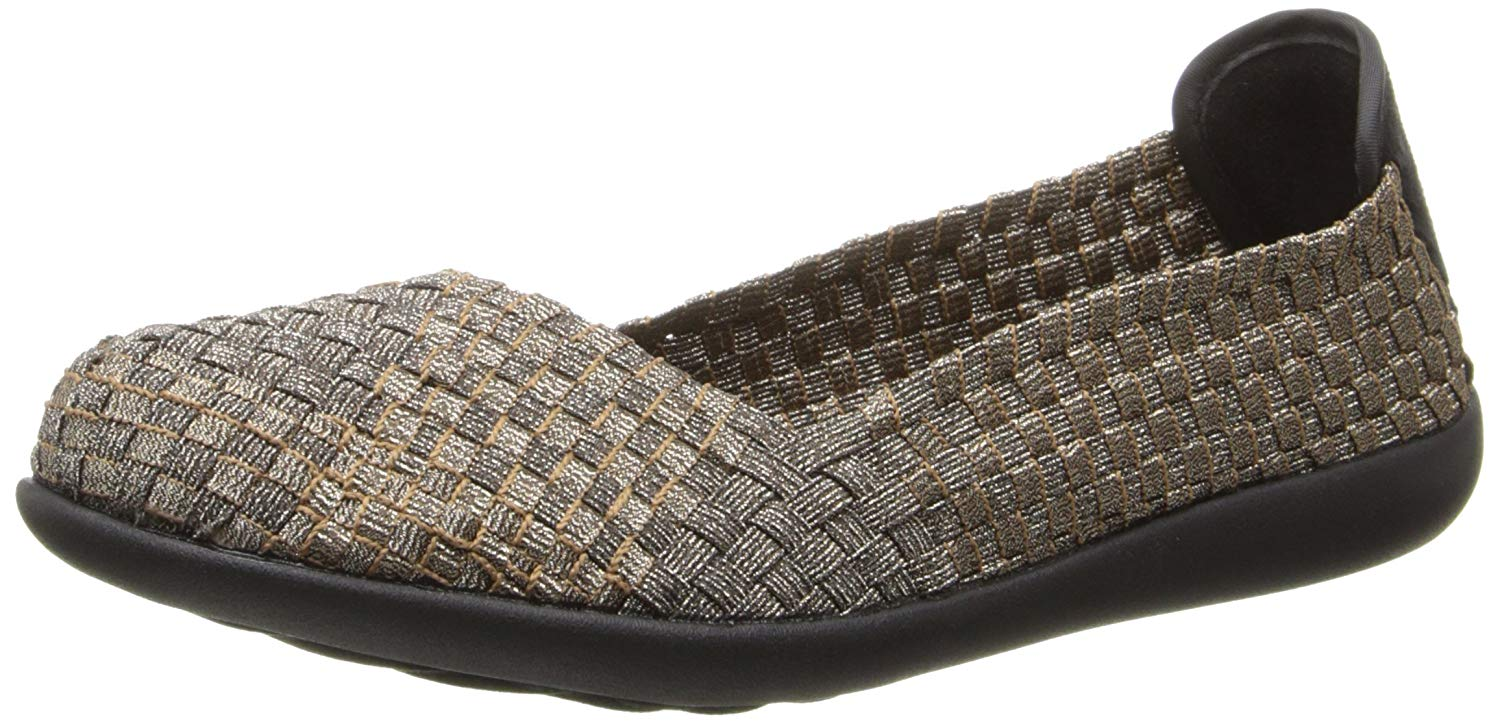 450eabbf26e Get Quotations · STEVEN by Steve Madden Women s Criss Flat
