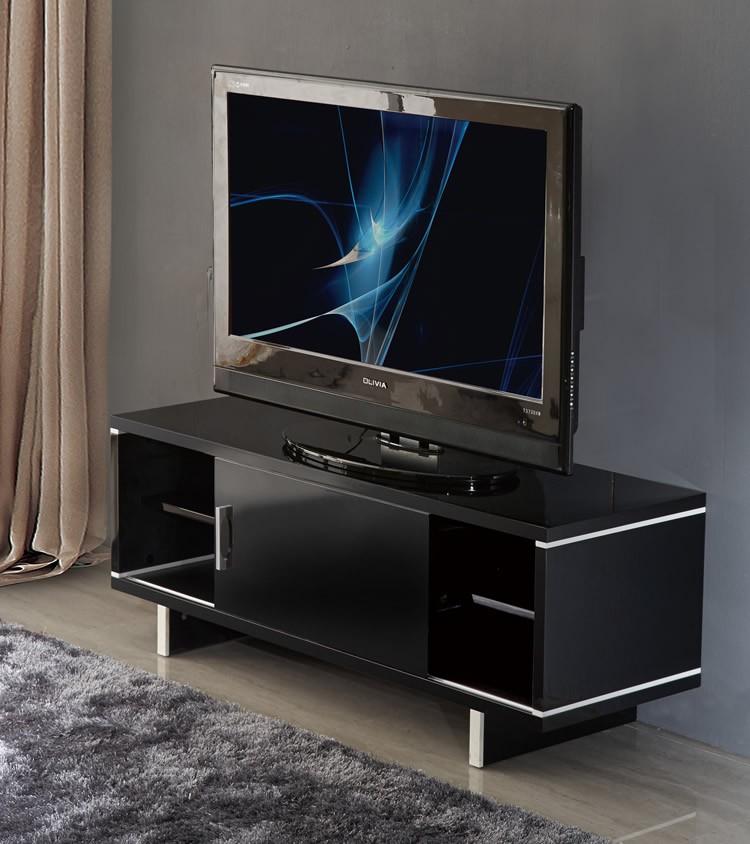Alta Brillante Moderno Soporte Tv/muebles De Madera Salón. Html ...