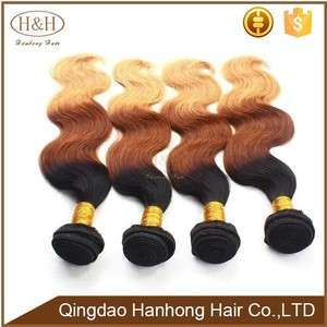 New innovative products remy virgin brazilian hair buy from China online