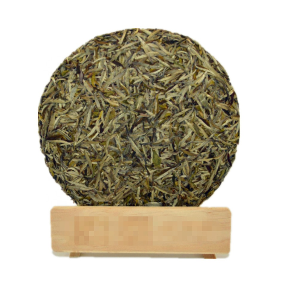 0.3kg Weight Compressed White Tea Cake Silver Needle Tea (Yin Zhen) - 4uTea | 4uTea.com