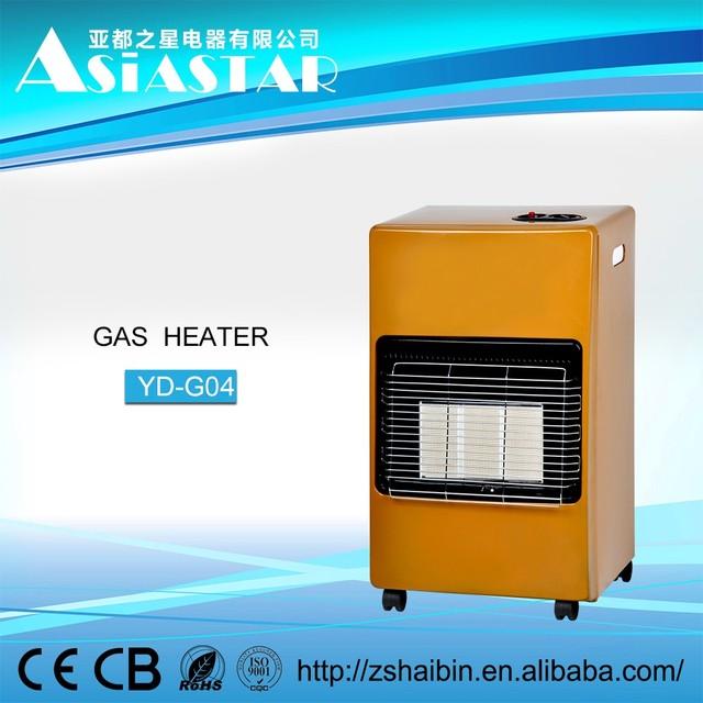 High Quality Mini Patio Heater Natural Gas Bathroom Heater