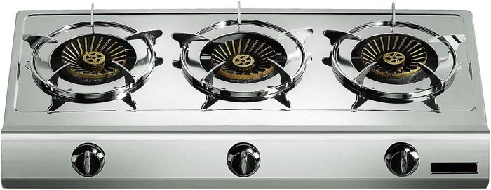 Frigidaire professional cooktop reviews