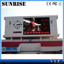 aquarium programmable led light lcd screen display electronics Sports Stadium Perimeter LED display