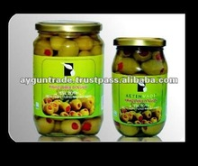 Green Olives from Turkey