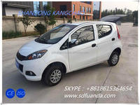 Four Wheel Electric Automobile With Low Speed Made In China - Buy ...