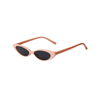 Photochromic Plastic Sunglasses Red FONHCOO Cheap Fashion Customized Women Frame in Bulk