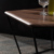 North Europe Solid Wooden Japanese Modern Tea Table for Living Room