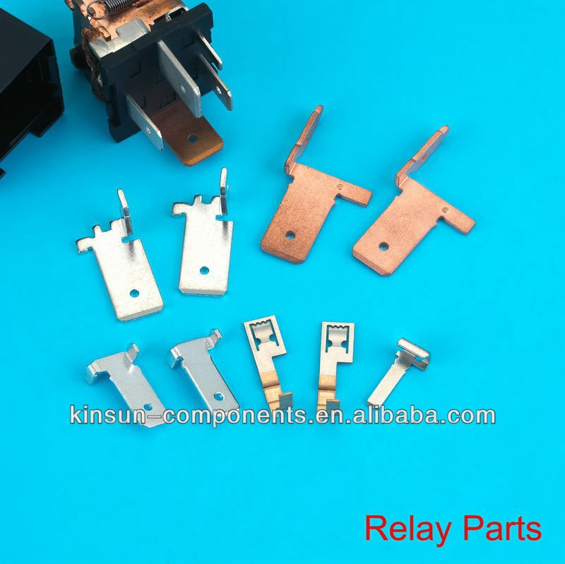 Auto and Mobile stamping Relay Parts