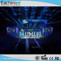 P2.9mm Av Sound And Lighting Systems Rental Led Wall With Lighting ...