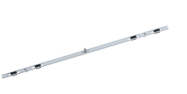 Aluminium cr mone espag tige coulissante fen tre s curit - Securite porte fenetre coulissante ...