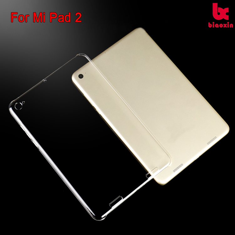 For Mi Pad 2 transparent cover black case China supplier NEW product 2016 phone case